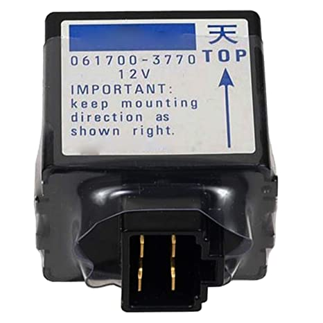 zt truck parts 12V Starter Timer Relay 31351-31410 061700-2990 for Kubota BX23 B2150E Tractor RTV900 Series