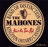 MAHONES THE - PAINT THE TOWN RED