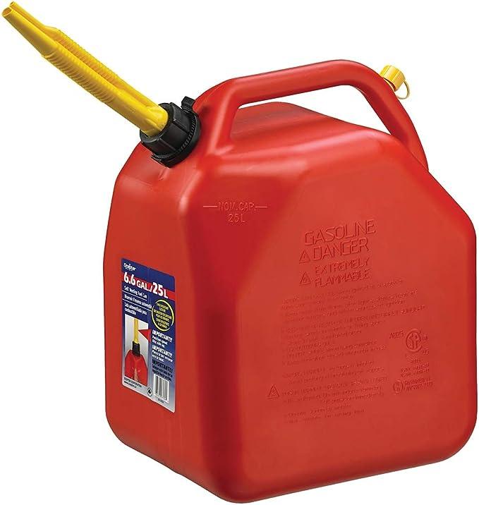 Scepter B25 - Bidon Gasolina 25 litros: Amazon.es: Jardín