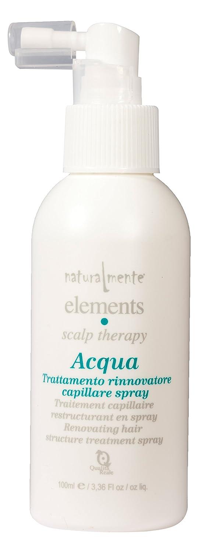 Naturalmente - Elements Acqua Rinnovatore Capillare Spray - Linea Elements  - 100ml  Amazon.it  Hair Gallery Store 1d5fcd7c6b2d