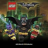 The Lego Batman Movie 2018 Wall Calendar