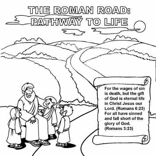 Amazon.com: Christian Gospel Tracts for Kids: Roman Road - Origami ...