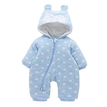 Gleecare Saco de Dormir para bebé,Todo-en-un-otoño/Invierno