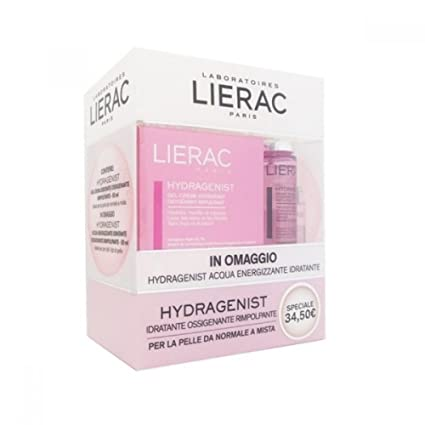 Estuche Lierac hydragenist Gel-Crema + hydragenist Agua ...