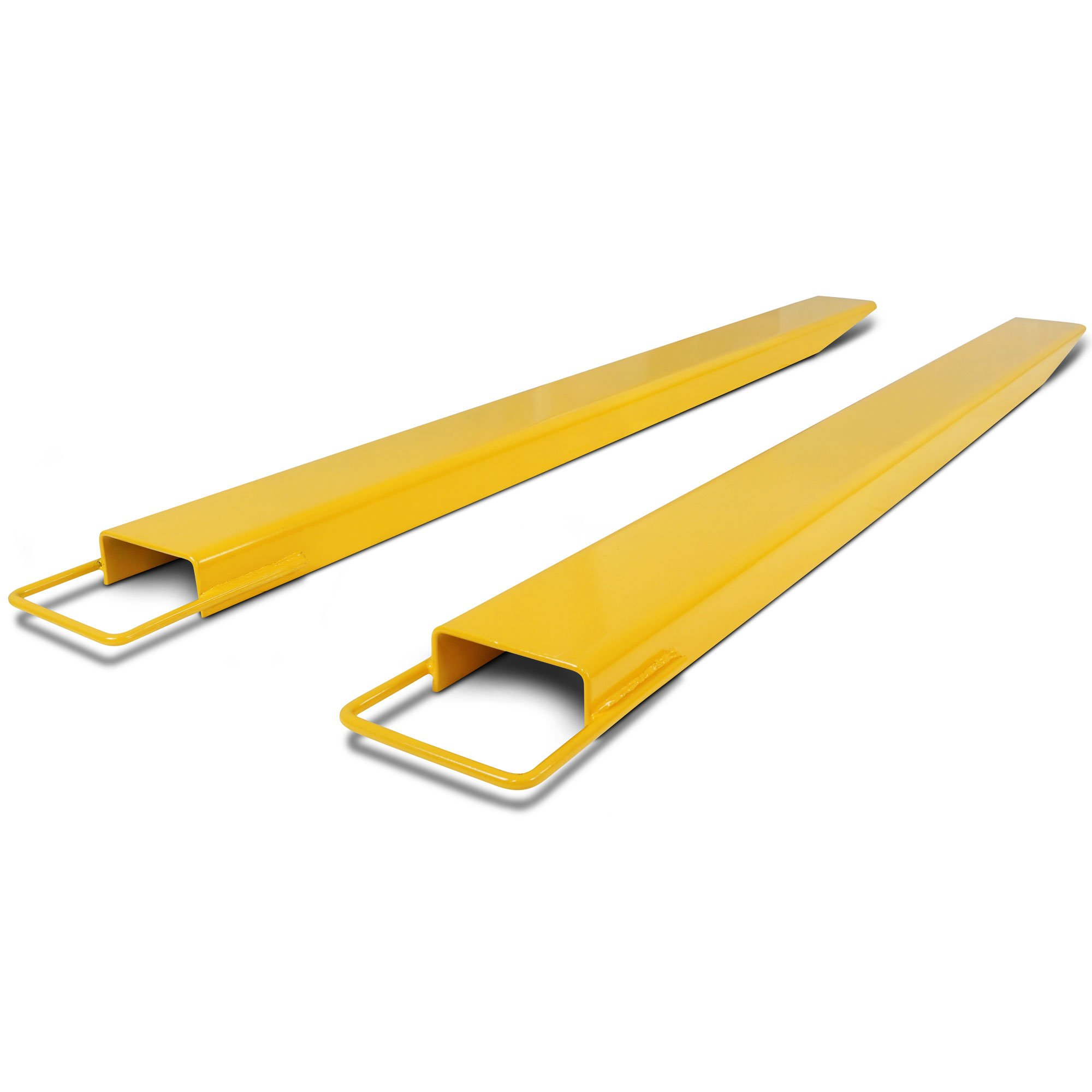 84'' Titan Pallet Fork Extensions for forklifts lift truck slide on steel FX84 by Titan Attachments (Image #2)