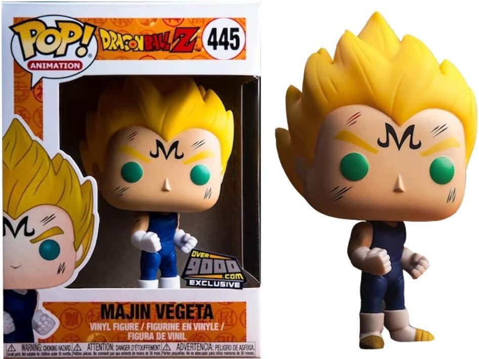 POP! Animación – Dragon Ball Z Majin Vegeta #445 (Over9000 ...