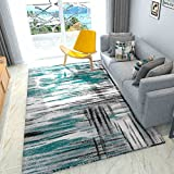WAN SAN QIAN- Children Bedroom Carpet Nordic Carpet Living Room Carpet Sofa Rug Home Economy Rectangle Polyester Rug Rug ( Size : 160x230cm )