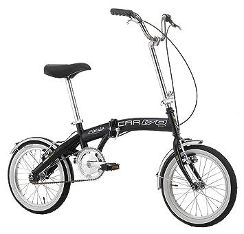 Bicicleta plegable sixteen