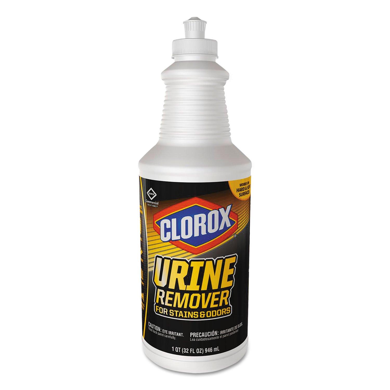 Clorox 31415EA Urine Remover 32 oz Bottle Clean Floral Scent