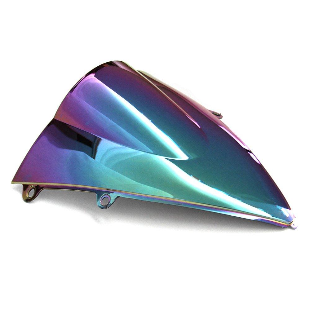 MFS MOTOR Double bubble Windshield Windscreen For Honda CBR1000RR 2012 2013 2014 2015 2016