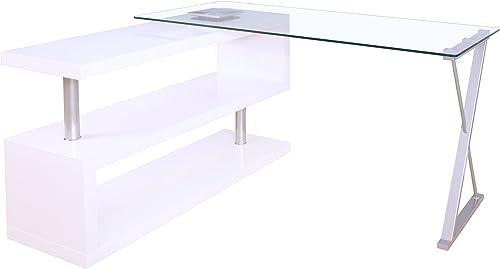 Cheap ACME FURNITURE Buck Desk w/Swivel home office desk for sale