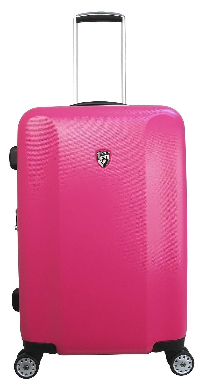 ... 50% SALE ... PREMIUM DESIGNER Hartschalen Koffer - Heys Core Quad Pink - Trolley mit 4 Rollen Medium