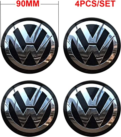 Professional Auto Car Wheel Center Hub Caps Wheel Center Cover Badge For Volkswagen Car Styling Accessories