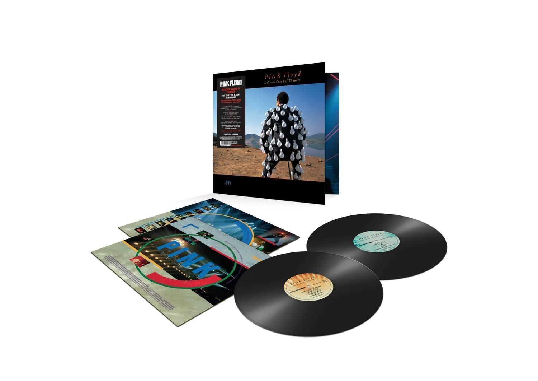 Delicate Sound of Thunder Liv Vinyl LP