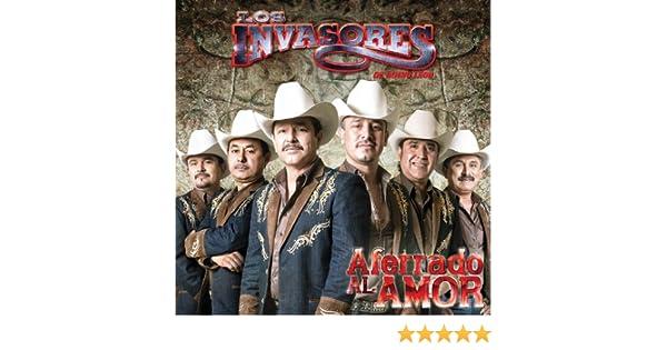 Aferrado Al Amor by Los Invasores De Nuevo Leon on Amazon Music - Amazon.com