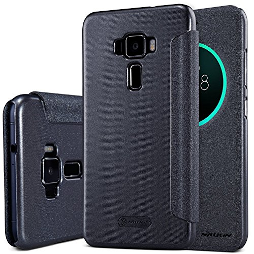 Shockproof Armor TPU/PC Case for Asus Zenfone Max (Black) - 8