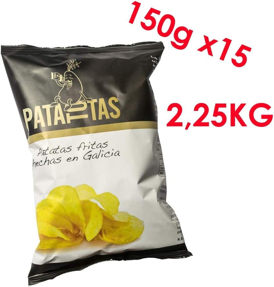 CAJA Patatotas - Patatas de Galicia fritas en Sartén al estilo ...