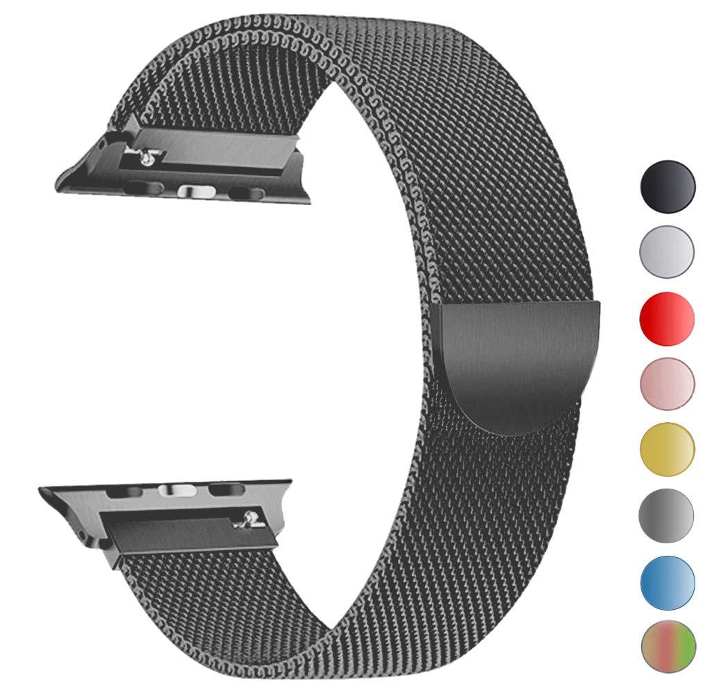 Milanese Loop Magnetic Band Space