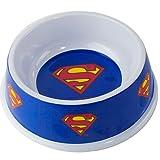 Buckle-Down Pet Bowl - Superman