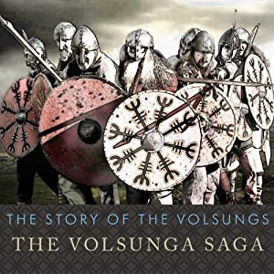 The Story of the Volsungs Audiobook