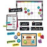 Creative Teaching Press Spanish Calendar Bulletin Board Set (8474)