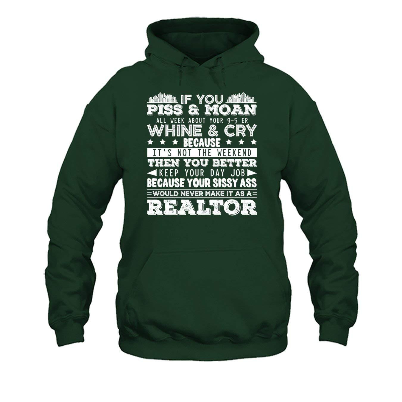 Proud to Be A Realtor Tee Shirt Long Sleeve Shirt