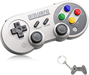 SF30 Pro Wireless Bluetooth Controller with Joysticks for Nintendo Switch & Switch Lite/Windows/macOS/Steam/Android