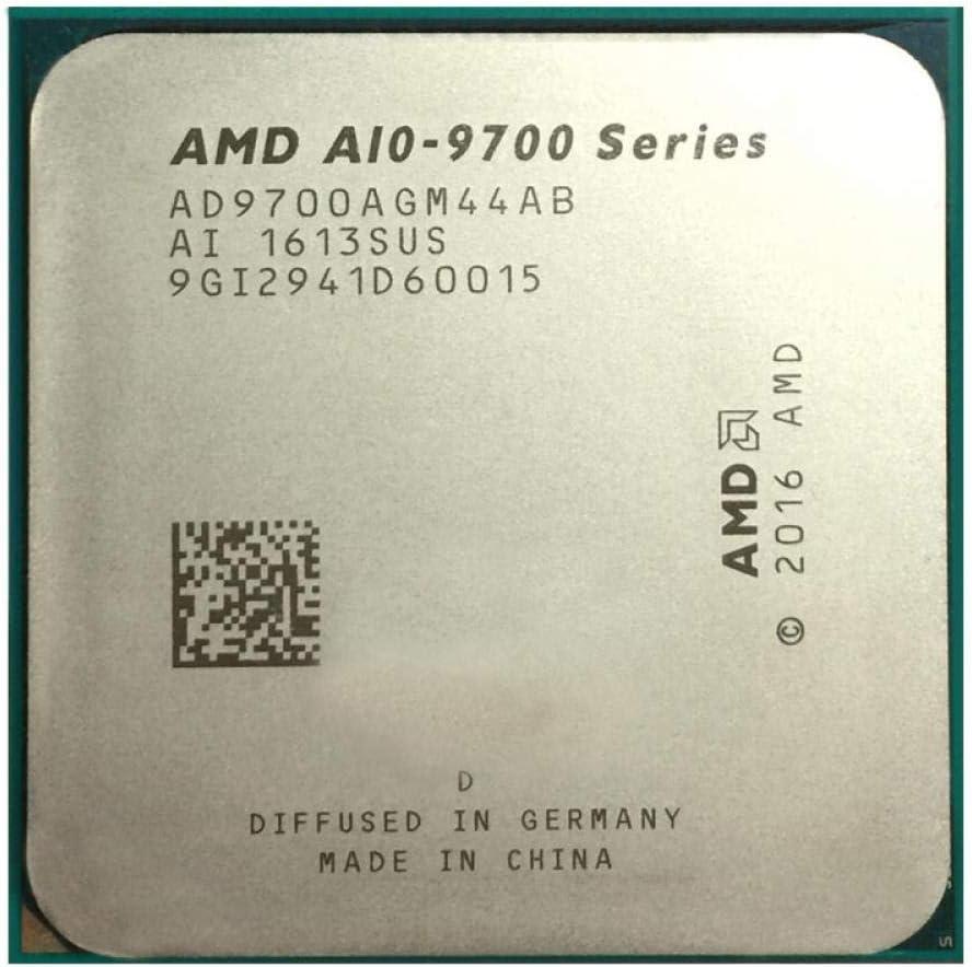AMD A10-Series A10-9700 A10 9700 APU Quad-Core CPU 100/% Working Properly PC Computer Desktop Processor 3.5GHz 65W Socket AM4