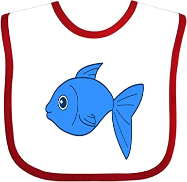 Amazon Com Fish Animated Png Bib Cute Cloth Baby Bib Toddler Bib Soft Towel Cotton Bibs Saliva For Baby Clothing