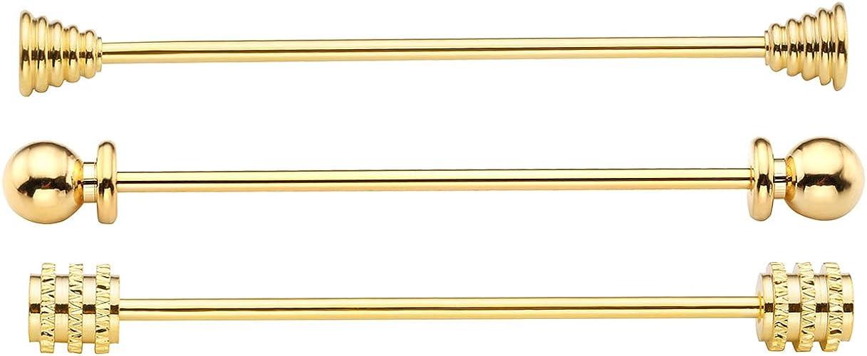 Kragennadel Krawattenklammer Verschiedene Farben