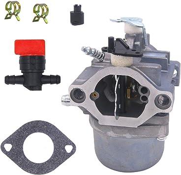 Carburetor Carb for Briggs /& Stratton LMT-162 LMT-165 LMT-166 12.5HP Walbro