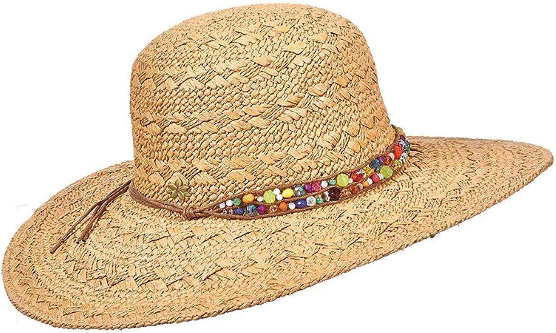 cba7e0b8b Amazon.com: Sun Hat for Women – Cappelli Straworld – Natural Toyo ...