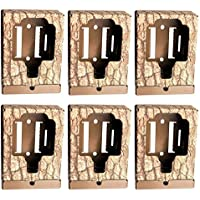 (6) Browning Trail Camera Security Box - BTCSB