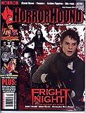 Horrorhound 30 FRIGHT NIGHT Mens Pulp Fiction Adventure Magazines CREEPSHOW Tomb of Dracula TEEN WOLF July 2011 C