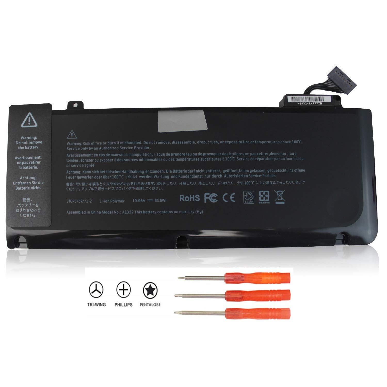 Bateria A1322 10.95V/63.5WH Mac Book Pro MacBook Pro 13 A127