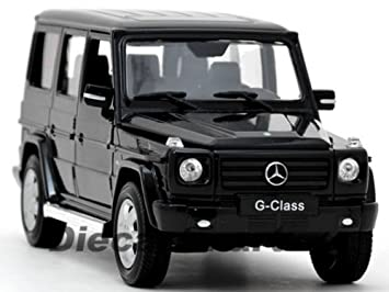welly 124 2012 mercedes benz g class g wagon suv new diecast