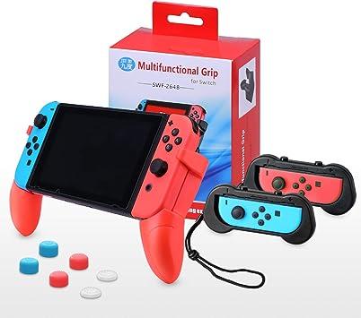 AISITIN - Mando para Nintendo Switch Joy-con Grip (versión ...