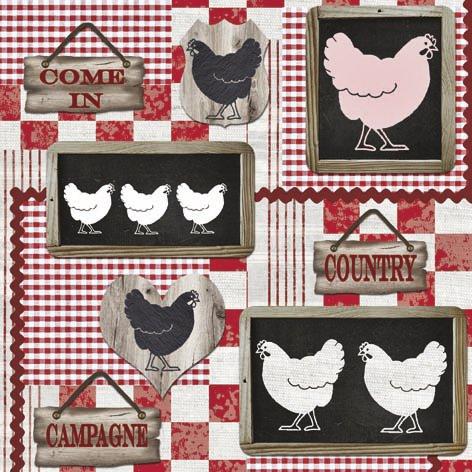 chicken paper napkins - 7