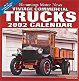 img - for Hemmings Motor News Commercial Trucks Calendar 2002 book / textbook / text book