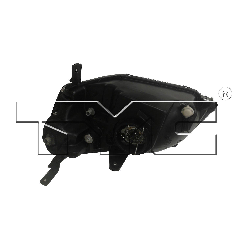TYC 20-5950-00-1 Honda Civic Left Replacement Head Lamp
