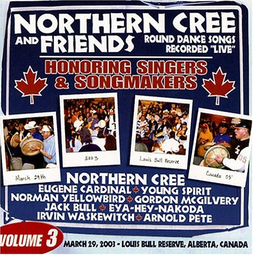 Honoring Singers & Songmakers, Vol.  3 by CANYON RECORDS