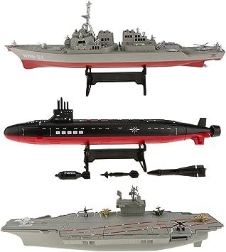 Kunststoff Seawolf Angriff U Boot Modell Spielzeug Sammler