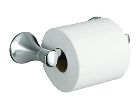 kohler k13434cp coralais toilet tissue holder polished chrome