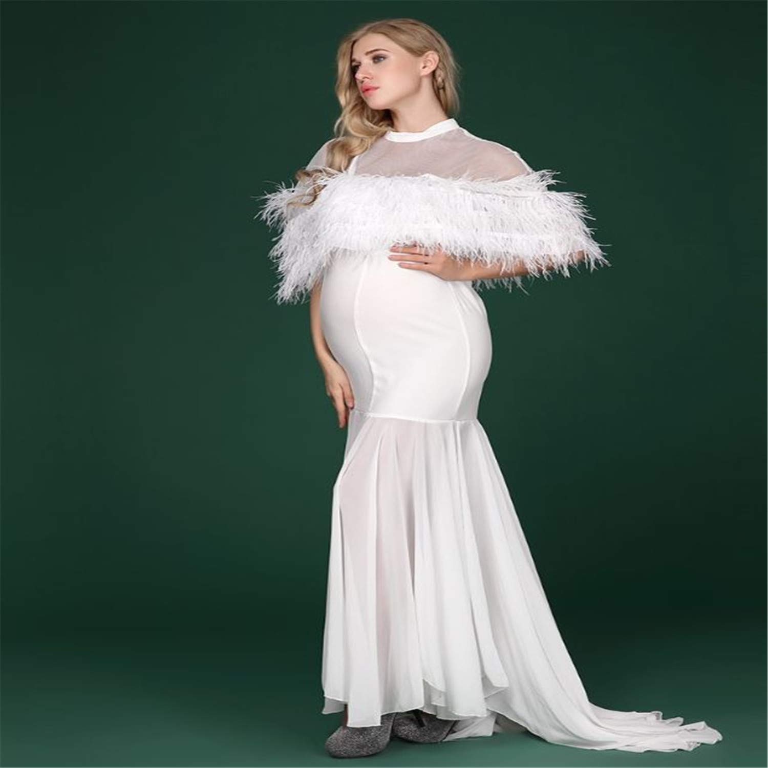 Maternity Dress,European American Studio Maternity Clothes Photo Clothing Pregnant Women Photo Photographic Clothing