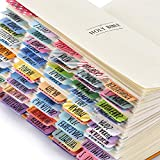 Bible Tabs Old and New Testament, Bible Tabs for
