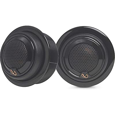 "Infinity Reference 375TX 3/4"" Textile Dome Tweeters - Pair: Home Audio & Theater"