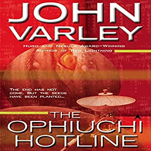 The Ophiuchi Hotline Hörbuch