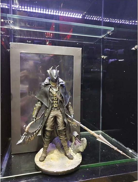 Yingjianjun Bloodborne El Viejo Cazador Cazadores Estatua 1/6 ...