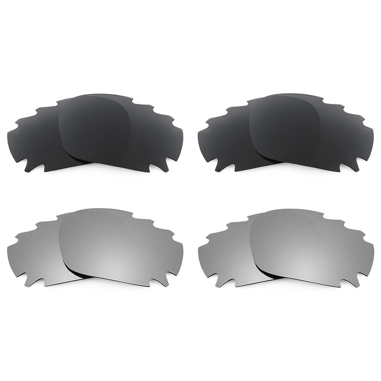 一流の品質 Oakley Racing Jacket Vented Vented 用Revant交換レンズ 偏光4 ペアコンボパック 偏光4 K021 Jacket B01CGY8K72, 熊野町:22c2416c --- ciadaterra.com