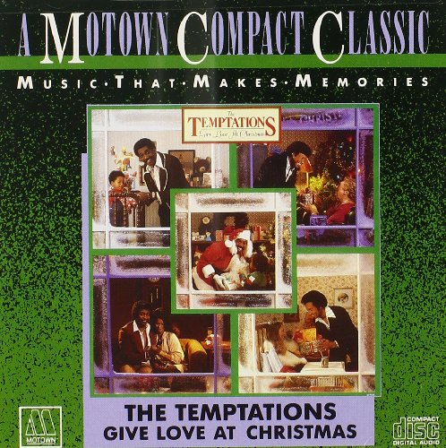 Top 10 cds music christmas temptations for 2020